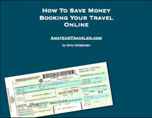 "Free eBook – ""How to Save Money Booking Your Travel Online"""