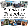 The Amateur Traveler podcast - 100 x 100