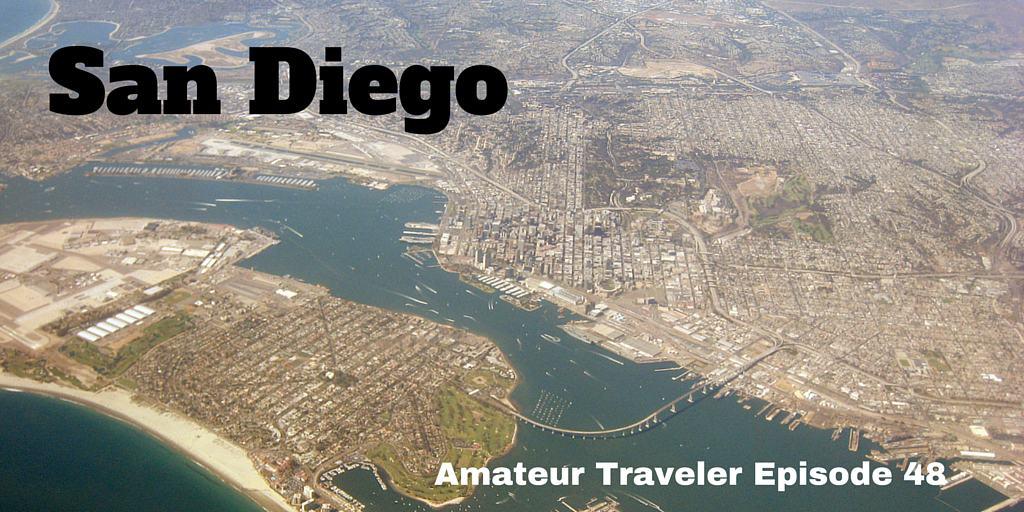 San Diego ville amateur