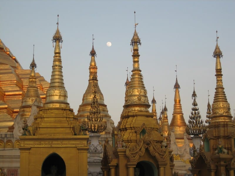 Travel to Burma / Myanmar - Episode 85