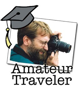 Amateur Traveler Used to Teach English