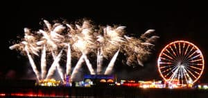 Blackpool International Firework Competition