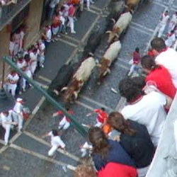 Pamplona Spain – The Running of the Bulls and the San Fermin Fiesta – Episode 269