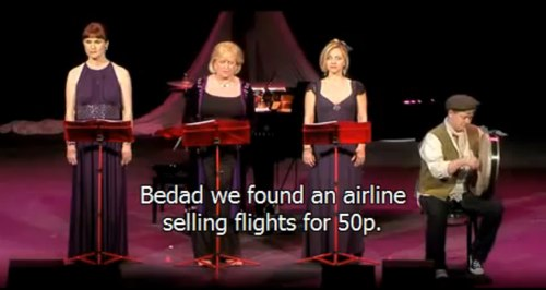 """Cheap Flights"" Video"