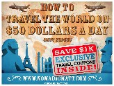 "Book Review: ""How to Travel the World on $50 a Day"" by Matt Kepnes"