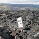 Lava Flow – Volcanoes National Park, Hawaii – Photo
