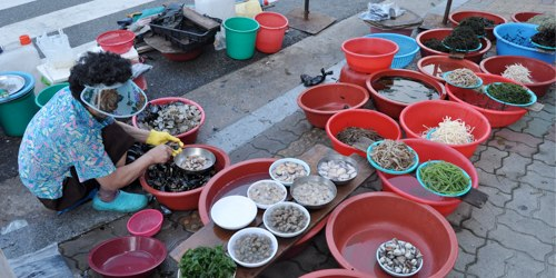 sea-food-vendor-korea