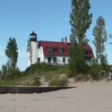 Point Betsie Lighthouse – Frankfort, Michigan – Daily Photo