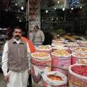 Spice Shopkeeper in the Rajah Bazaar – Islamabad Pakistan – Photo