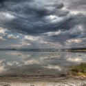 Clouds and Reflections – Mono Lake, California – Daily Photo