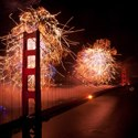 Golden Gate Bridge 75th Anniversary – San Francisco, California – Photo