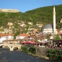 Fortress Ruins Overlooking Old Town – Prizren, Kosovo – Daily Photo