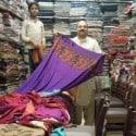Shawl Shop in Kashmiri Bazaar – Lahore, Pakistan – Photo