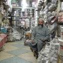 Silver Bazaar Shopkeeper – Lahore, Pakistan – Photo