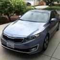 Review: Kia Optima Hybrid – A Whole New Kia