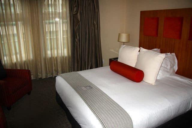 Suite 812 - Kimpton's Hotel Palomar - San Francisco California
