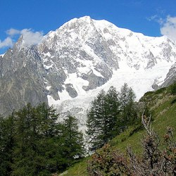 Trekking Around Mont Blanc, France – Episode 332