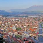 Fortress Above the City – Prizren, Kosovo – Daily Photo