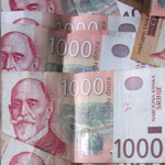 The Color of Money – Serbia – Daily Photo