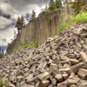 Devil's Postpile – Eastern Sierra, California – Daily Photo
