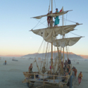 Ahoy There – Black Rock City, Nevada – Daily Photo
