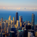 The Chicago Skyline – Chicago, Illinois – Daily Photo