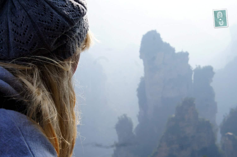 Zhangjiajie Mountains, Hunan Province, China