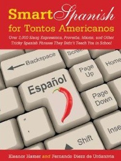 The book cover displays a key for Espanol, showing how useful this guide is for those learning the spanish language