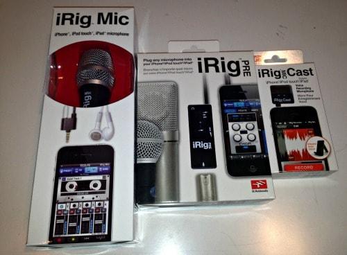 iRig Microphones