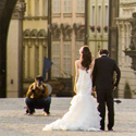 Wedding on the Charles Bridge – Prague, Czech Republic – Daily Photo