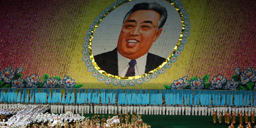 north korea mass participation games