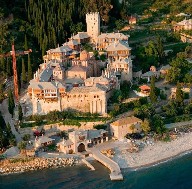 Athonite Monastery of Dochiariou