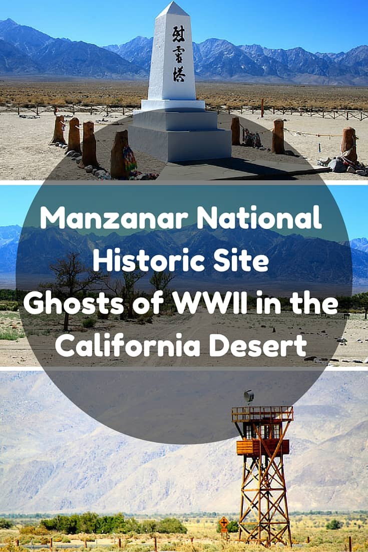 Manzanar National Historic Site – Ghosts of WWII in the California Desert #travel #trip #vacation #california #national-parks #national-park #history #wwii #japanese #desert #manzanar