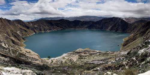 Trekking in Ecuador's Quilotoa Loop - Episode 392
