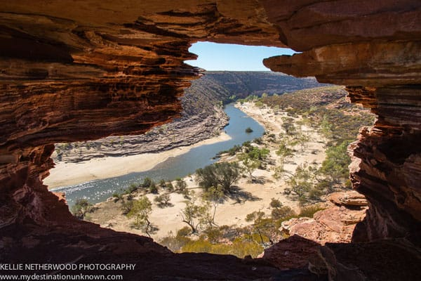 Nature's Window, Kalbarri Gorge, Western Australia