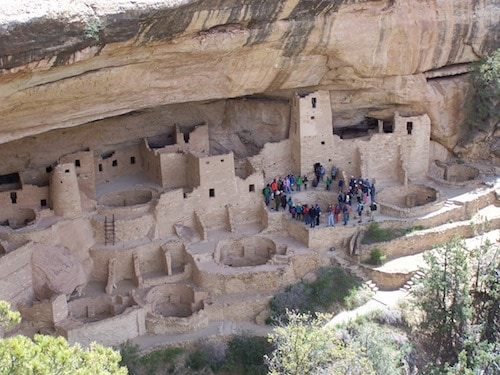 The Anasazi Combo - Manitou Cliff Dwellings and Mesa Verde