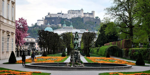 Travel to Salzburg, Austria - Episode 432