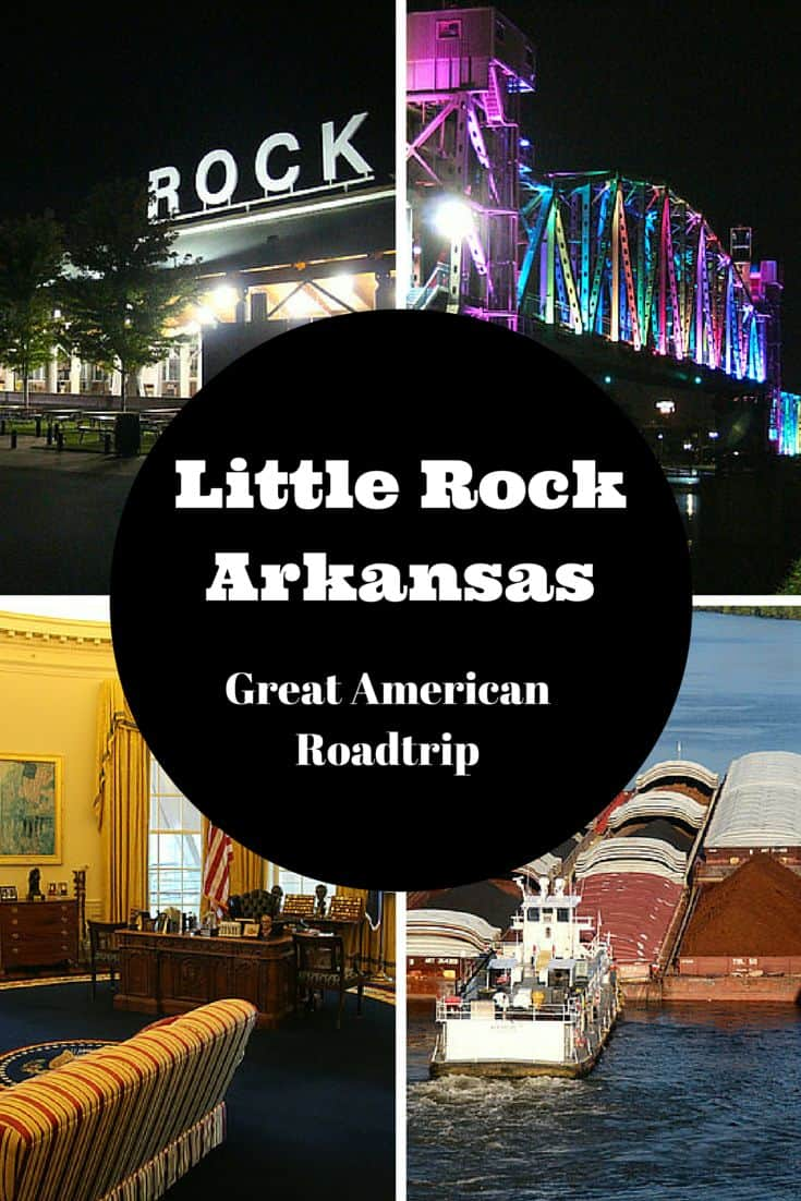 Things to do in and near Little Rock Arkansas