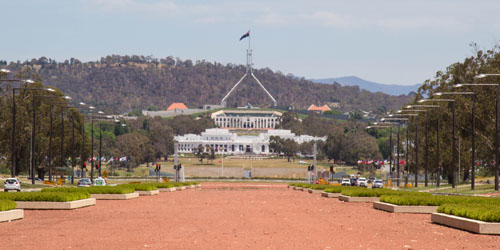 Travel to Canberra, Australia - Episode 446