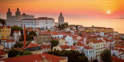 Travel to Lisbon, Portugal - Episode 448