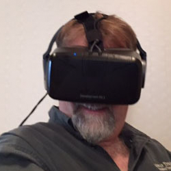 An Oculus Rift Virtual Tour of British Columbia