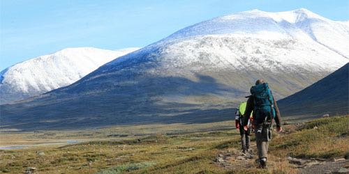 Hiking the Kings Trail (Kungsleden) in Swedish Lapland - Episode 456