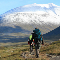 Hiking the Kings Trail (Kungsleden) in Swedish Lapland – Episode 456 Transcript