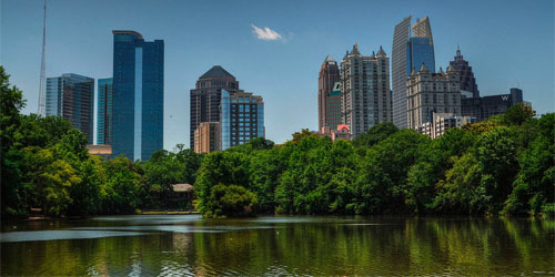 Travel to Atlanta, Georgia - Episode 472