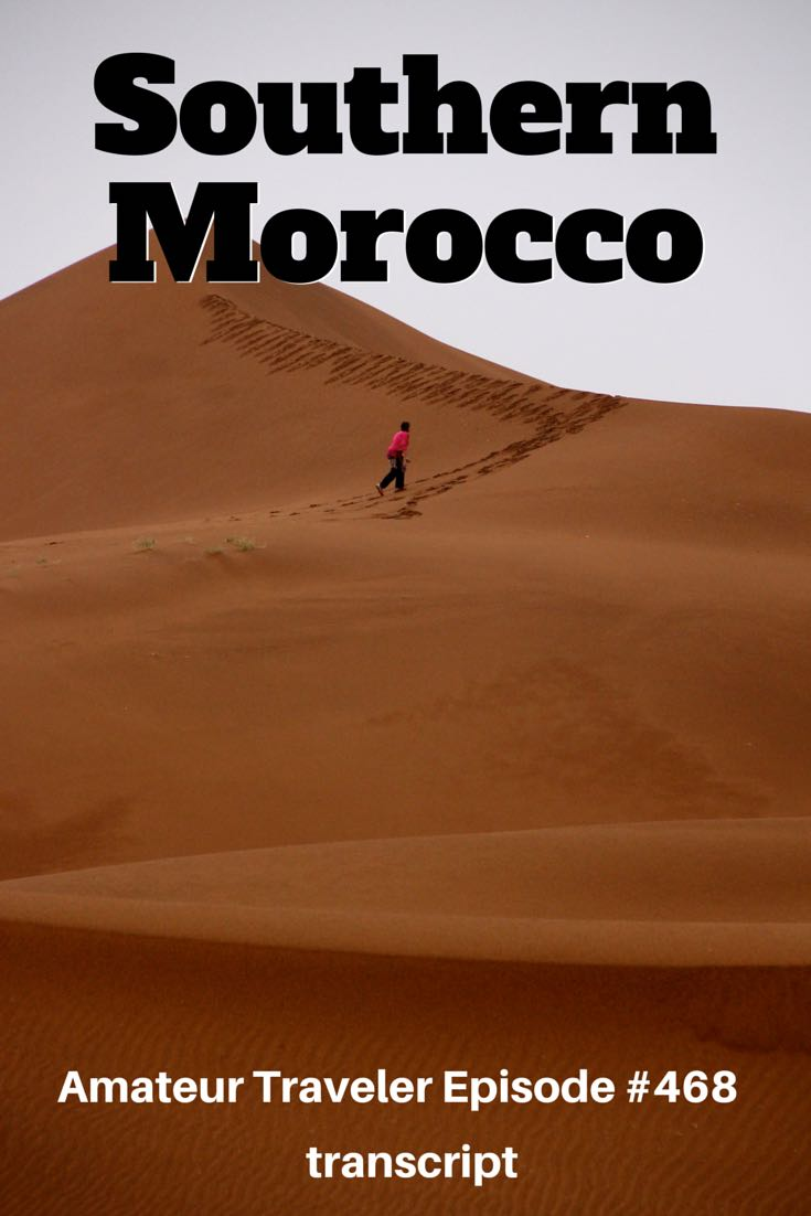 Southern Morocco