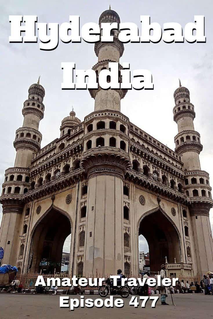 Travel to Hyderabad India
