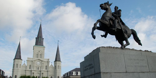 Travel to New Orleans, Louisiana - Episode 476