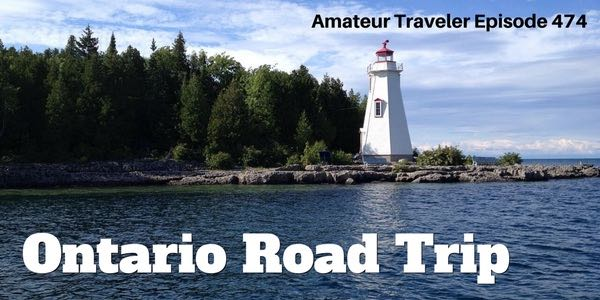 Ontario Road Trip - Episode 474