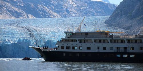 Cruising Southeastern Alaska on Un-Cruise - Episode 473