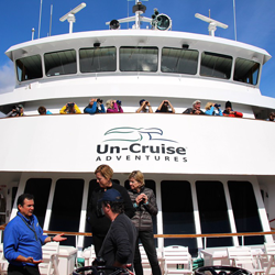 Cruising Southeastern Alaska on Un-Cruise – Episode 473 Transcript